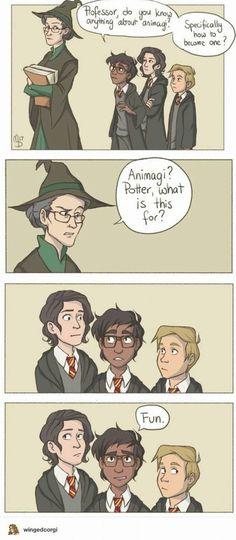 18 Ideas Funny Harry Potter Comics The Marauders Harry Potter Comics, Fanart Harry Potter, Harry Potter Puns, Harry Potter Marauders, Harry Potter Universal, Harry Potter World, The Marauders, Hogwarts, Slytherin