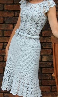 Awesome Free Crochet Summer Dresses Pattern Ideas for This Year - Daily Crochet! Source by masumoran dresses Awesome Free Crochet Summer Dresses Pattern Ideas for This Year - Daily Crochet! Source by masumoran dresses idea crochet charming dress for girl Crochet Summer Dresses, Summer Dress Patterns, Cardigan Au Crochet, Crochet Sweaters, Crochet Woman, Diy Dress, Dress Ideas, Prom Dress, Beautiful Crochet