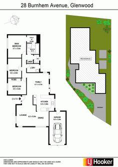 Property Research for 12 Bernham St Glenwood, NSW