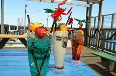 Pier 19 Restaurant and Bar, South Padre Island Texas