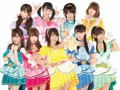 Love Live! VA Unit μs Ranks 10th in Top-Selling Artist of Year 2016