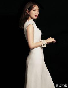 Shin Min Ah describes the charms of 'With You Tomorrow' co-star Lee Jae Hoon in 'Bazaar' | allkpop.com