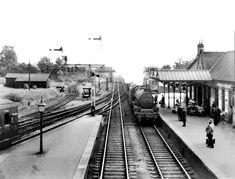 Old Train Station, Disused Stations, Steam Railway, British Rail, Locomotive, Railroad Tracks, Abandoned, Trains, Arch