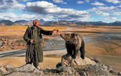 Elveszettnek hitt mongol törzsről készített varázslatos képeket az iráni fotós - 15. kép