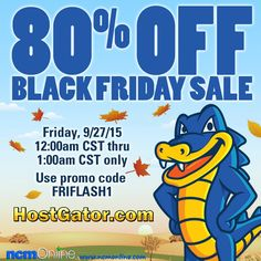 HostGator Black Friday Coupon Code 80% Off Coupon Codes, Black Friday, Coupons, Coding, Coupon, Programming