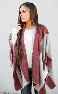 large stripe cape on sale!