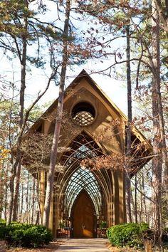 Mildred B. Cooper Memorial Chapel, Bella Vista, AR.