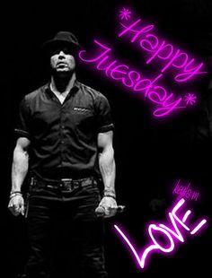 *Happy Tuesday*