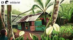 #Repost @eddaviel with @repostapp    ECS001 - Escondido en el campo.  Eddaviel estudio de color 001 - Jugando al escondido. Realizado en Clip Studio Paint  Wacom Cintiq en 3:25 horas. (Parte de una serie de estudios que estaré realizando para mi cuenta de Patreon) :p La aventura empieza hoy!!! Inspirado en una fotografía de Bonao (un pueblo de la República Dominicana) tomada por mi gran amiga Marova Studio _  _____________________________________  Eddaviel color study 001 - Playing hide and…