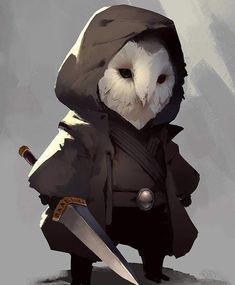 Fear Owl warrior : Superbowl