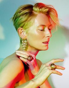 Tilda Swinton                                                                                                                                                                                 More