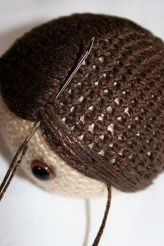 Mesmerizing Crochet an Amigurumi Rabbit Ideas. Lovely Crochet an Amigurumi Rabbit Ideas. Bag Crochet, Crochet Amigurumi, Cute Crochet, Amigurumi Doll, Amigurumi Patterns, Crochet Crafts, Crochet Dolls, Doll Patterns, Crochet Stitches