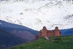 MEDIEVAL CASTLES: LA CALAHORRA (GRANADA) | Flickr - Photo Sharing! SPAIN.