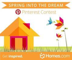 Spring Into The Dream Pinterest Contest #PTbabyconcierge