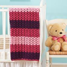 Primrose Baby Blanket ~ free pattern ᛡ Baby Afghan Crochet, Afghan Crochet Patterns, Baby Afghans, Knit Patterns, Crochet Granny, Baby Patterns, Knitting Websites, Cute Crochet, Crochet Gifts