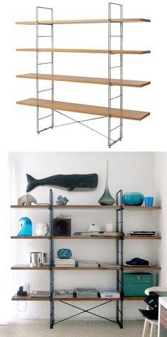 Transform an IKEA Bookshelf