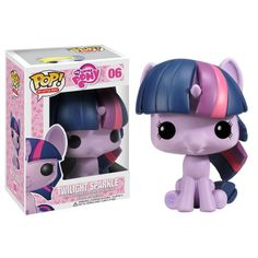 Not Just Toyz - My Little Pony Friendship is Magic Twilight Sparkle Pop! Vinyl Figure, $9.99 (http://www.notjusttoyz.com/my-little-pony-friendship-is-magic-twilight-sparkle-pop-vinyl-figure/)