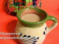 receta de champurrado mexicano