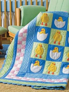 Quilt Pattern Books - Fun Time Blankies