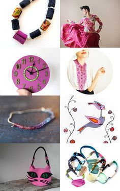 Perfectly Purple by Melanie on Etsy--Pinned with TreasuryPin.com