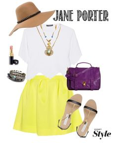 The Disney Style Staff Creates Their Ultimate DisneyBound Outfits - Jane Porter