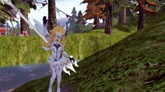 My Lancea costume Mod for DN INA ^^ (15-July-2015)