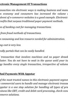 #ClippedOnIssuu from Benefits Of Electronic Management Of Transactions