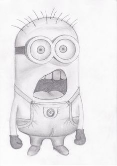 minions drawings - Google Search