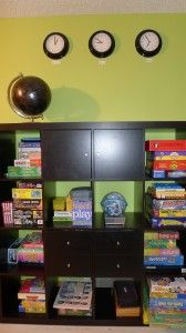 Homeschool Classroom. add drawers to what you already have!