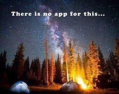 No App... #camping