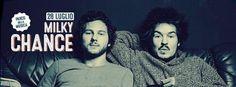 MILKY CHANCE LIVE – PARCO DELLA MUSICA – CAGLIARI – LUNEDI 28 LUGLIO 2014