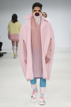 Lolito outfit #4 by @nicolasmgb  Nicolas Martin Garcia at Samsonite International Competition during Graduate Fashion Week London #lolito #GFW2015 #nicolasmartingarcia #acmtalent #accademiacostumeemoda
