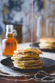 Clean Eating Pancakes recipe