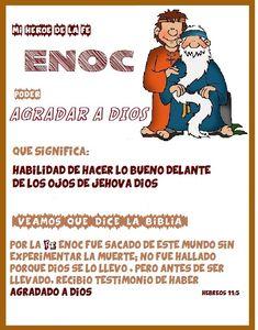 Heroes de la Fe: Enoc