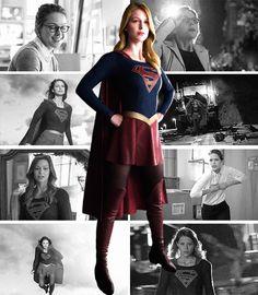 Supergirl, kara danvers, and dc comics by Srta. Wolderfild   We Heart It