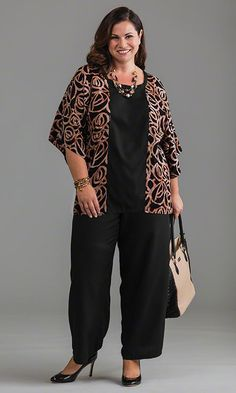 Meli Top / MiB Plus Size Fashion for Women / Spring Fashion   http://www.makingitbig.com/product/5121
