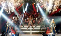 Jennifer Lopez in Finland