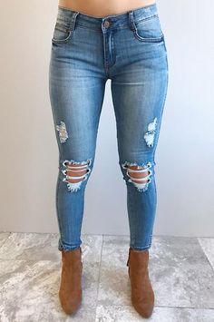 Keep It Cool Jeans: Denim