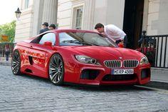 New BMW M8.  Wow!