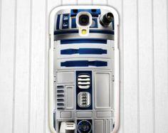 Star Wars R2D2 Robot Samsung Galaxy S4 Case