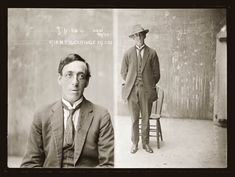 Masterman Thomas Scoringe – November 29, 1922  New South Wales Police Department
