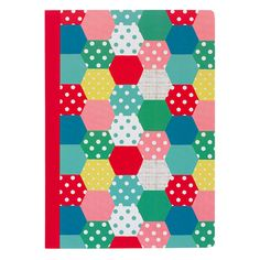 Patchwork Spot A6 Notebook | Home | CathKidston