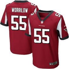 Men Atlanta Falcons Elite Jersey #AtlantaFalcons #EliteJersey #FalconsFans #Jerseys #FalconsLogo #Jersey