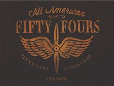 All American Fifty Fours