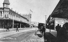 """All future uses of this photo should include the courtesy line, """"Photo courtesy Orange County Archives. Orange County California, Southern California, Historical Pictures, Historical Sites, Vintage Photographs, Vintage Photos, San Luis Obispo County, Train Tracks, San Diego"""
