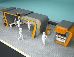 "Check out new work on my @Behance portfolio: ""Bus stop Concept Design"" http://on.be.net/1LF4PU6"