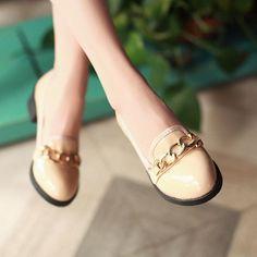 3dfb65fbe6 Chains Women Pumps High Heels Platform Shoes 3874