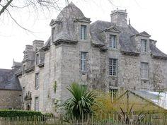 Château de Kerouartz ~ Lannilis ~ Brittany ~ France