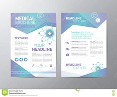 Medical Brochure - Leaflet - Download From Over 56 Million High Quality Stock Photos, Images, Vectors. Sign up for FREE today. Image: 71365414