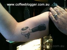 I'll always be a barista at heart. I need this tattoo.
